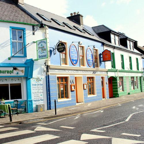maisons irlande