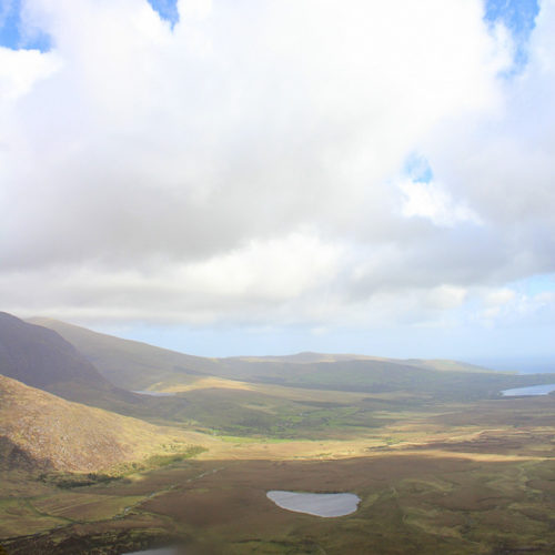 lac trail irlande