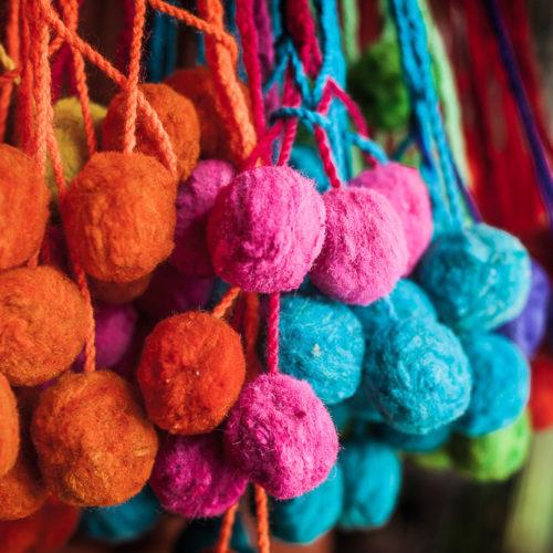 couleur laine traditionnelle