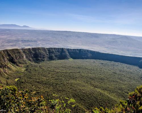 paysages kenya