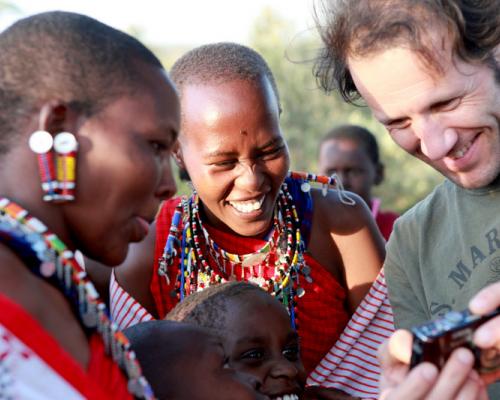 partage solidarité kenya