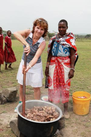 nourriture kenya