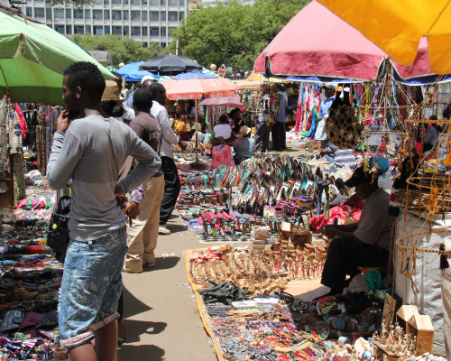 marché kenya