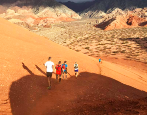 Argentine Noatrail aventure sport