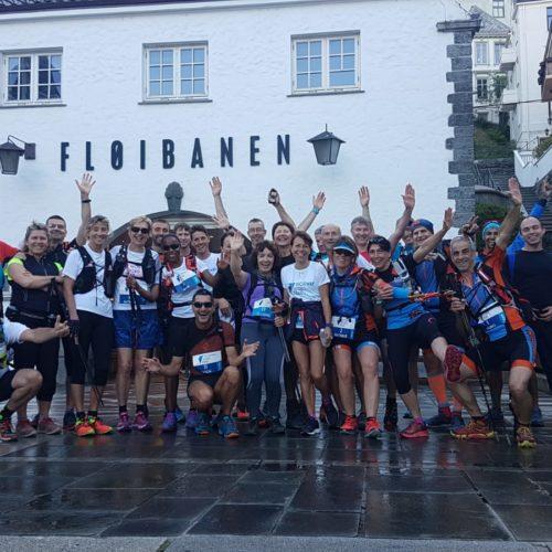 floibanen norvège trail