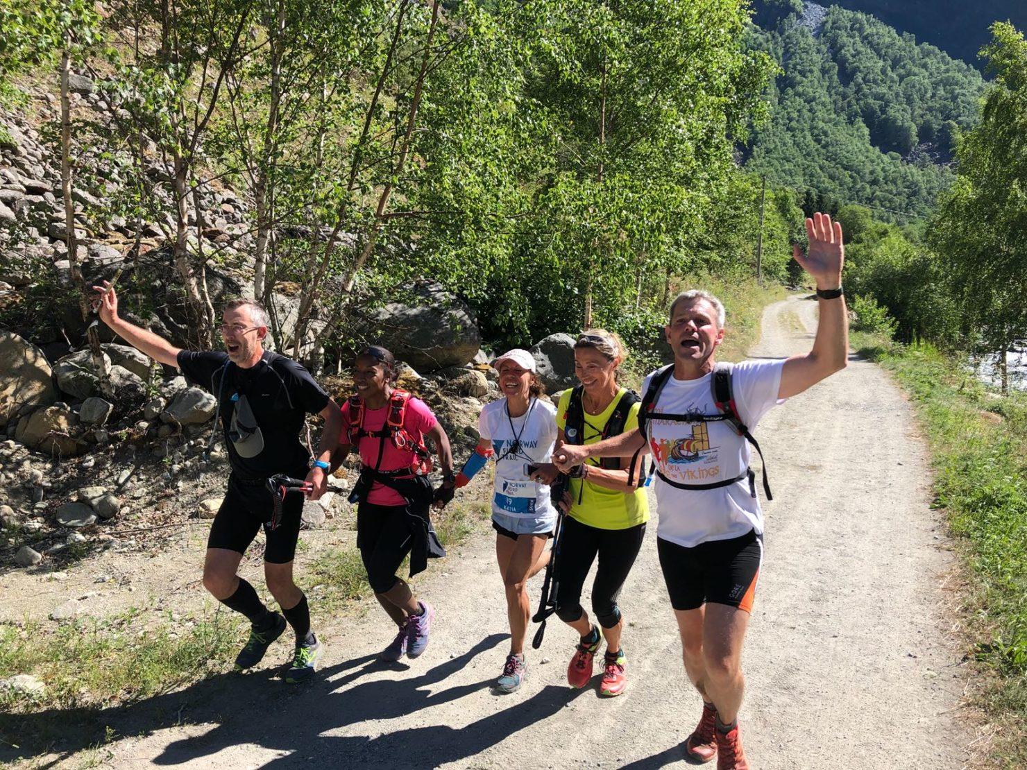 Norvège – Nadia raconte son 3ème trail