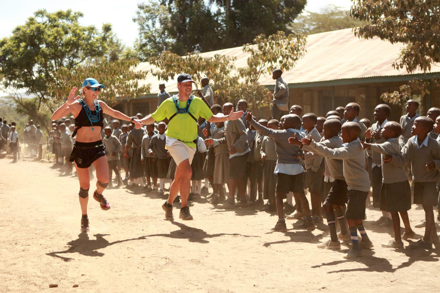 Kimbia Kenya trail 2019