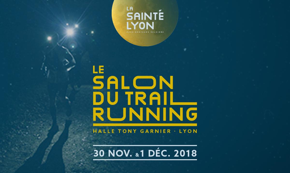 Rendez-vous sur le salon du Trail Running 2018 à Lyon !