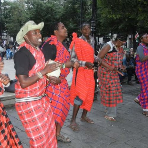 danse traditionnelle kenya