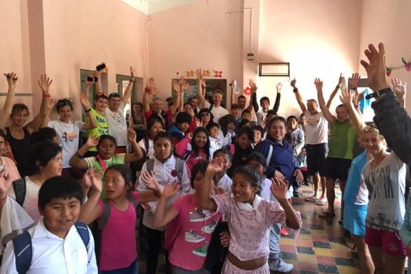 enfants argentine partage