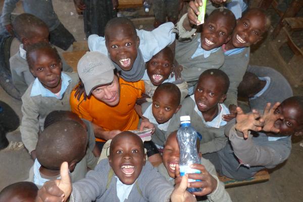 enfants kenya