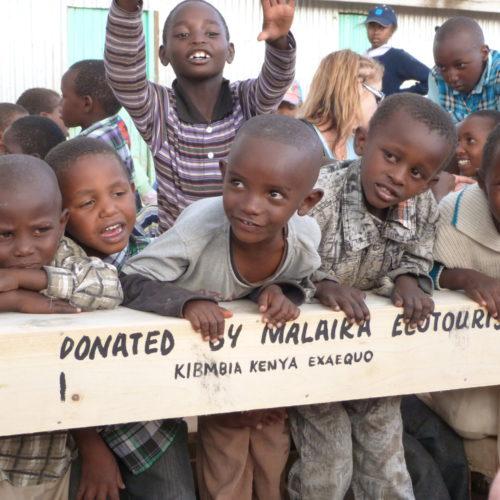 enfants malaira ecotourism