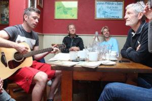 trail irlande musique guitare