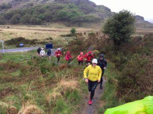 course irlande trail