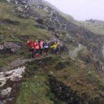 course chemins montagne