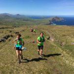 trail en irlande montagne