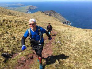 trail en irlande