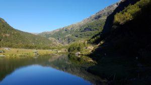 paysages montagne foret lac