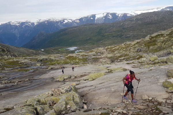course montagne