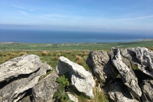 paysage irlande pierre