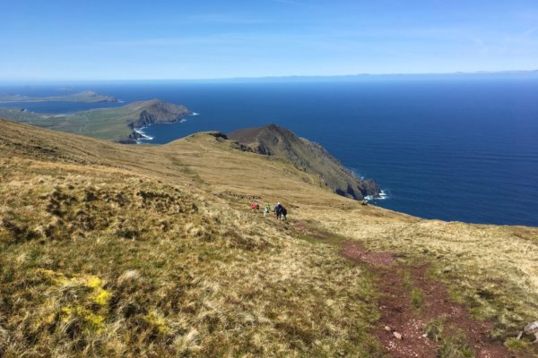 trail course irlande