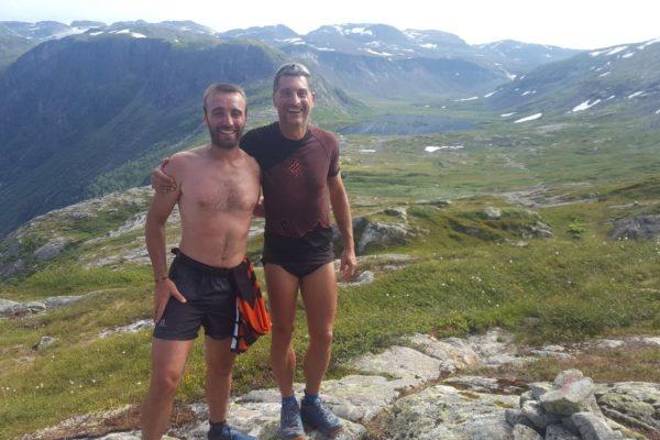 trail norvège