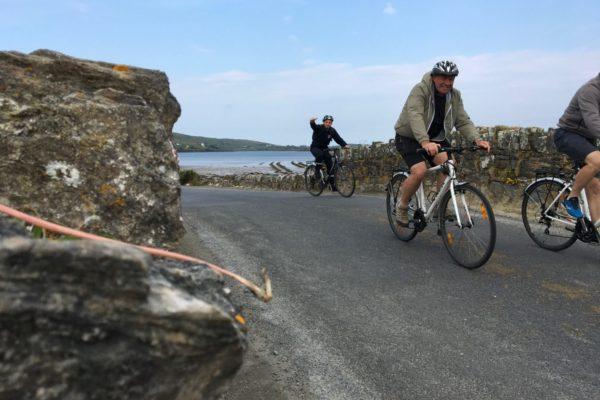 trail irlande vélo
