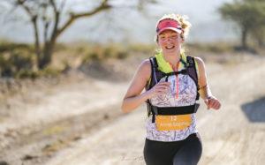 Anne shophie kimbia kenya trail