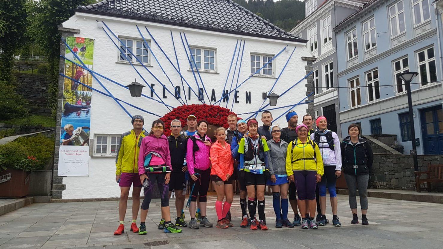 Norvège Trail FLoyen séjour tout compris
