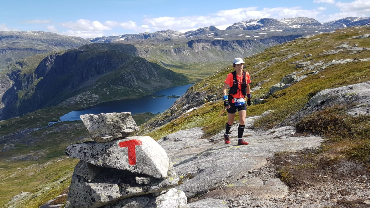 Hardanger trail norway travel