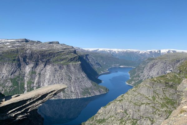 Norway Fjord Trail Exaequo voyages