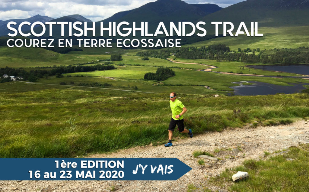 scottish highlands trail