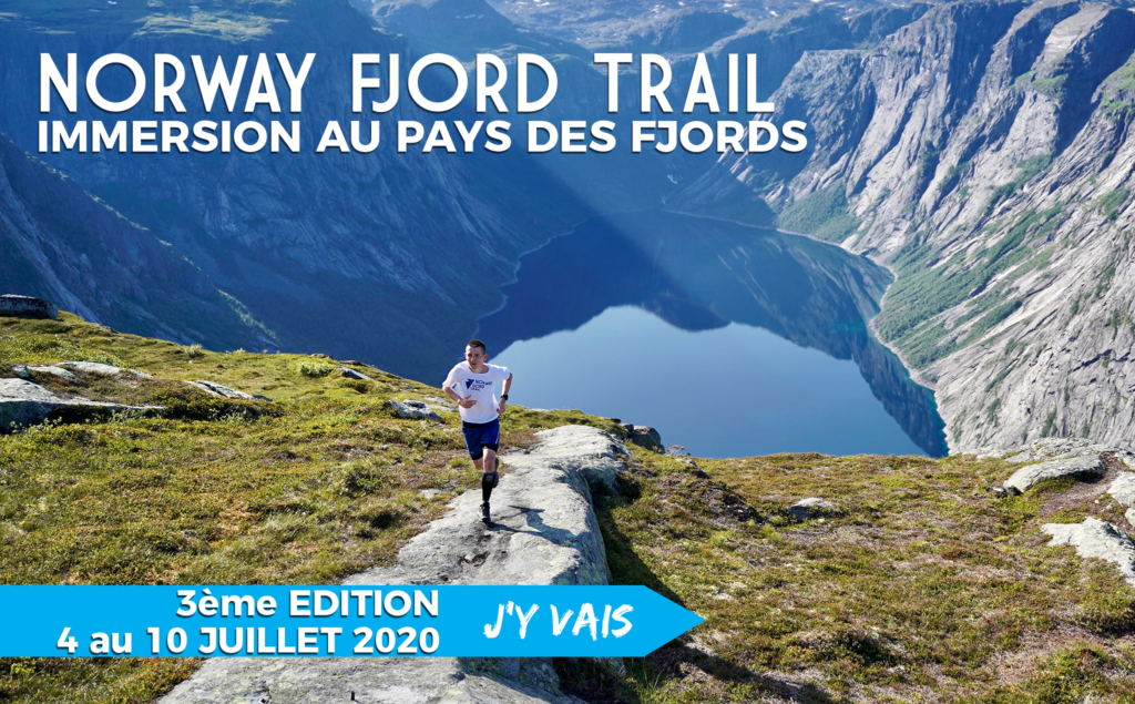 Norway Fjord Trail Running Norvège Exaequo Voyages