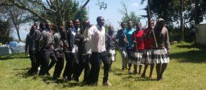 Kimbia kenya jour solidaire enfants kenyans