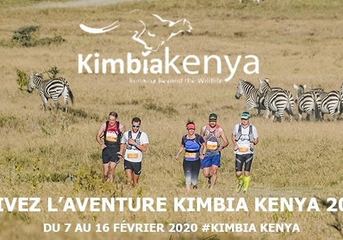Kimbia Kenya suivez l'aventure