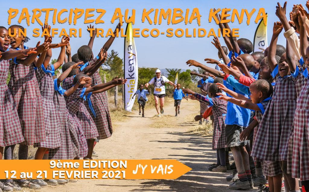kimbia kenya 2021 projet solidaire