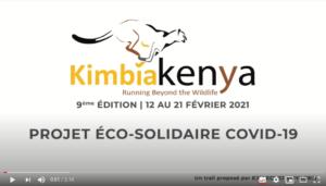 Kimbia kenya projet eco solidaire